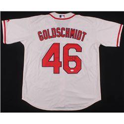 Paul Goldschmidt Signed St. Louis Cardinals Jersey (JSA COA)