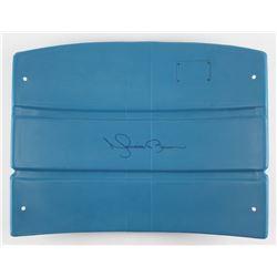 Mariano Rivera Signed Yankee Stadium Blue Seat Back (Steiner COA  MLB Hologram)