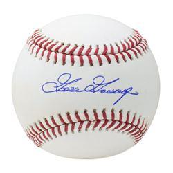 Goose Gossage Signed OML Baseball (JSA COA)
