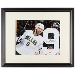 Mike Modano Signed Dallas Stars 18x22 Custom Framed Photo Display (PSA COA)