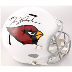 David Johnson Signed Arizona Cardinals Full-Size Speed Helmet (Beckett COA)