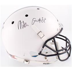 Mike Gesicki Signed Penn State Nittany Lions Full-Size Helmet (JSA COA)
