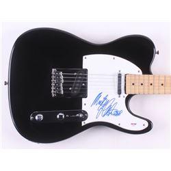 "Mick Fleetwood Signed 39"" Electric Guitar  (PSA Hologram)"
