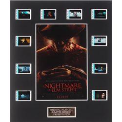 """A Nightmare on Elm Street"" LE 8x10 Custom Matted Original Film / Movie Cell Display"