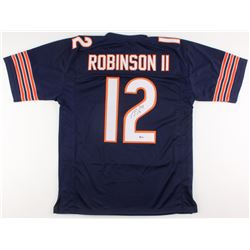 Allen Robinson II Signed Chicago Bears Jersey (Beckett Hologram)