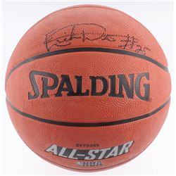 Erick Dampier Signed NBA Basketball (JSA COA)