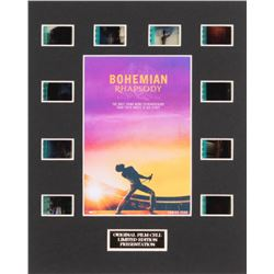 """Bohemian Rhapsody"" LE 8x10 Custom Matted Original Film / Movie Cell Display"