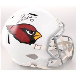 Carson Palmer Signed Arizona Cardinals Full-Size Speed Helmet (Radtke COA)