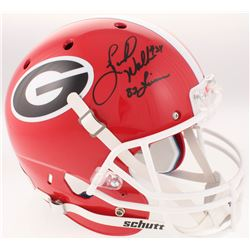 "Herschel Walker Signed Georgia Bulldogs Full-Size Helmet Inscribed ""82 Heisman"" (Beckett COA)"