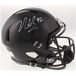 Nick Bosa Signed Ohio State Buckeyes Full-Size Speed Helmet (Radtke COA)