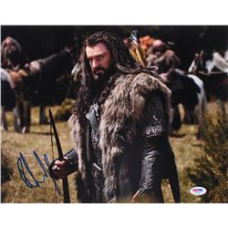 "Richard Armitage Signed ""The Hobbit"" 11x14 Photo (PSA COA)"
