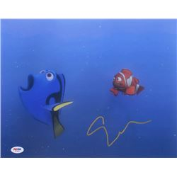"Ellen DeGeneres Signed ""Finding Nemo"" 11x14 Photo (PSA COA)"
