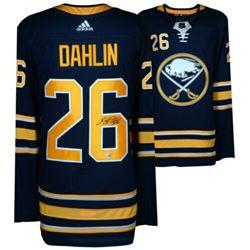 Rasmus Dahlin Signed Buffalo Sabres Jersey (Fanatics Hologram)