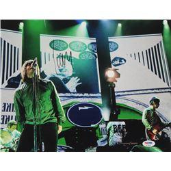 Liam Gallagher Signed 11x14 Photo (PSA COA)