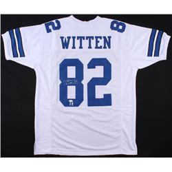 Jason Witten Signed Dallas Cowboys Jersey (JSA COA  Witten Hologram)