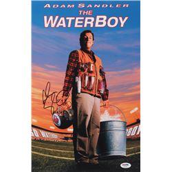 "Adam Sandler Signed ""The Waterboy"" 11x17 Photo (PSA Hologram)"