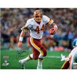 John Riggins Signed Washington Redskins 16x20 Photo (JSA COA)