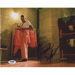 "Giancarlo Esposito Signed ""Breaking Bad"" 8x10 Photo (PSA COA)"