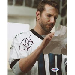 "Bradley Cooper Signed ""Silver Linings Playbook"" 8x10 Photo (PSA COA)"
