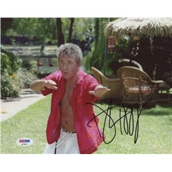 "Dustin Hoffman Signed ""Meet the Fockers"" 8x10 Photo (PSA COA)"