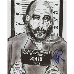 "Sid Haig Signed ""The Devil's Rejects"" 8x10 Photo (PSA COA)"