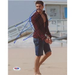 Zac Efron Signed 8x10 Photo (PSA COA)