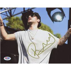 Russ Signed 8x10 Photo (PSA COA)