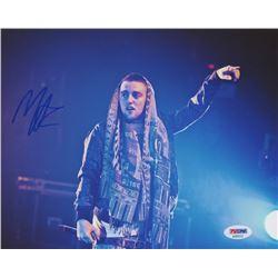 Mac Miller Signed 8x10 Photo (PSA Hologram)