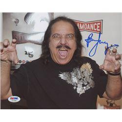 Ron Jeremy Signed 8x10 Photo (PSA Hologram)