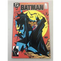 """1988 """"Batman"""" Issue #423 First Print DC Comic Book"""
