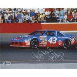 Richard Petty Signed 8x10 Photo (JSA COA)