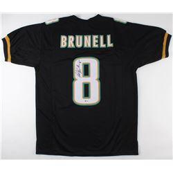 Mark Brunell Signed Jacksonville Jaguars Jersey (Beckett COA)