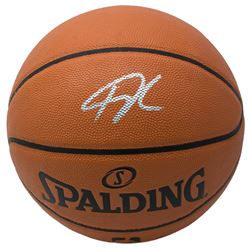 Giannis Antetokounmpo Signed NBA Game Ball Series Basketball (JSA COA)