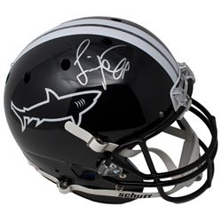 "Jamie Foxx Signed ""Any Given Sunday""Miami Sharks Full-Size Helmet (JSA COA)"