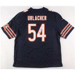 Brian Urlacher Signed Chicago Bears Jersey (PSA COA)