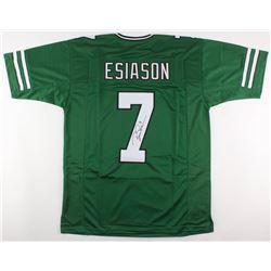 Boomer Esiason Signed New York Jets Jersey (JSA COA)
