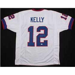 Jim Kelly Signed Buffalo Bills Jersey (JSA COA)