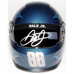Dale Earnhardt Jr. Signed NASCAR Nationwide 1:3 Scale Mini-Helmet (Dale Jr. Hologram)