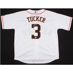 Kyle Tucker Signed Houston Astros Jersey (JSA COA)
