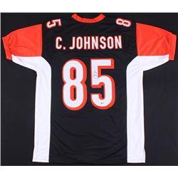 "Chad ""Ochocinco"" Johnson Signed Cincinnati Bengals Jersey (Beckett COA)"
