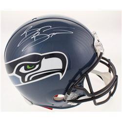 Brian Bosworth Signed Seattle Seahawks Throwback Full-Size Authentic On-Field Helmet (Radtke COA)