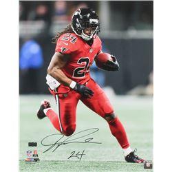 Devonta Freeman Signed Atlanta Falcons 16x20 Photo (Radtke COA)