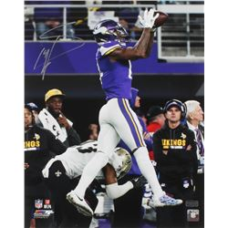 Stefon Diggs Signed Minnesota Vikings 16x20 Photo (Radtke COA)