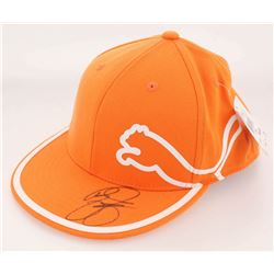 Rickie Fowler Signed PUMA Golf Hat (PSA Hologram)