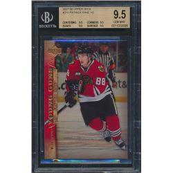 2007-08 Upper Deck #210 Patrick Kane RC (BGS 9.5)