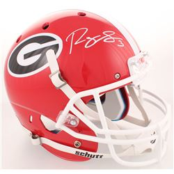 Roquan Smith Signed Georgia Bulldogs Full-Size Helmet (Radtke COA)