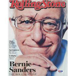 Bernie Sanders Signed 8x10 Photo (PSA Hologram)