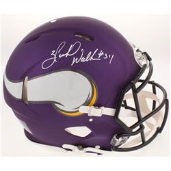 Herschel Walker Signed Minnesota Vikings Full-Size Authentic On-Field Speed Helmet (Beckett COA)