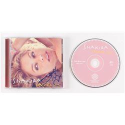 """Shakira Signed """"Sale El Sol"""" CD Album (JSA COA)"""