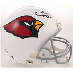 Emmitt Smith Signed Arizona Cardinals Full-Size Authentic On-Field Helmet (Prova COA)